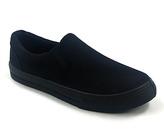 Black Dual Gore Slip-On Sneaker