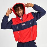 Fila Men's Europa Half-Zip Windbreaker Jacket