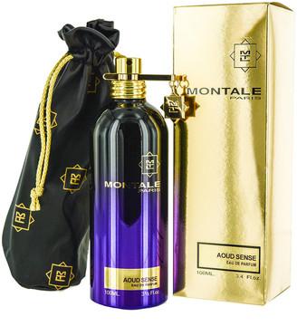 Montale 3.3Oz Aoud Sense Eau De Parfum Spray