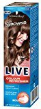 Schwarzkopf LIVE Color Refresher Mousse for Cool Browns - by