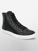 Calvin Klein John Leather High Top Sneaker