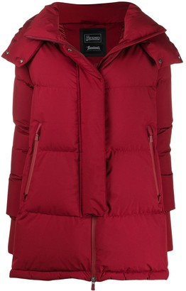 Herno Laminar padded coat