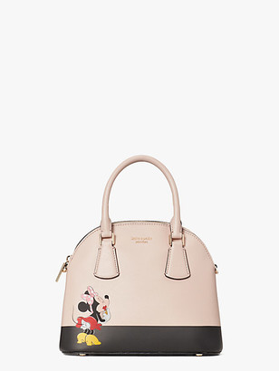 Kate Spade X Minnie Mouse Medium Dome Satchel