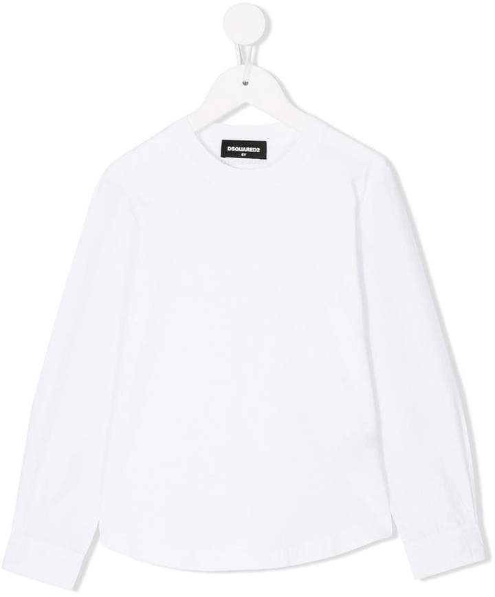 DSQUARED2 shirt sleeve top