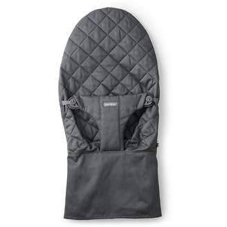 BABYBJÖRN Fabric Seat For Bouncer, Anthracite Cotton