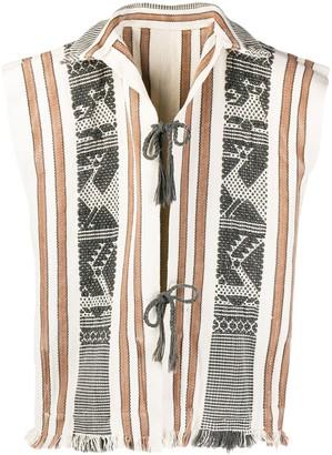 A.N.G.E.L.O. Vintage Cult 1970s Embroidered Vest