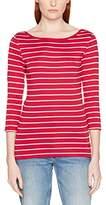 Tom Tailor Women's Stripe Basic Shirt T-Shirt