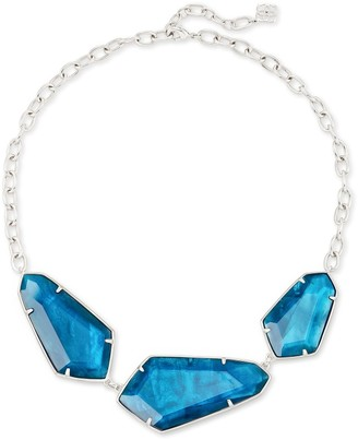Kendra Scott Violet Statement Necklace