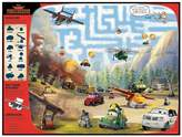 Disney Disney's Planes Fire Rescue Giant Floor Mat by Kidsbooks