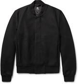 Paul Smith Wool-Blend Bomber Jacket
