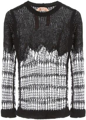 N°21 N.21 Wool Blend Pullover