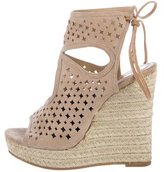 Aquazzura Espadrille Wedge Sandals