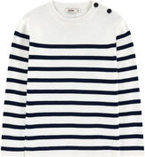 Junior Gaultier Striped sweater