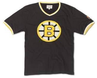 Red Jacket NHL Boston Bruins Short Sleeve T-Shirt