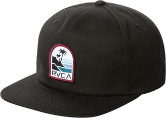 RVCA Men's Cove Snapback