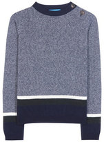 MiH Jeans Striped wool sweater