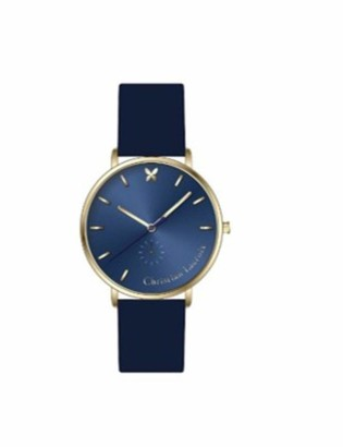 Christian Lacroix Womens Quartz Watch with Leather Strap CLFH1810
