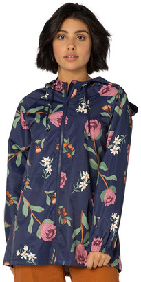 Princess Highway Native Flora Raincoat