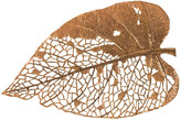 Phillips Collection Birch Leaf Wall Art, Copper, Large