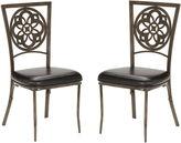 Asstd National Brand Fairfield Faux-Leather Dining Chair