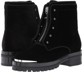 Alexander McQueen Stiv.To Tessu S.Gomma Women's Lace-up Boots