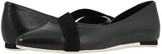SoftWalk SAVA x Lennox (Black) Women's Flat Shoes