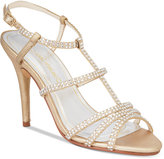 Caparros Groovy Embellished Evening Sandals