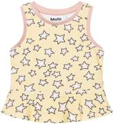 Molo Raula Top with Skater Star Print