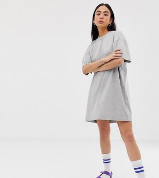 COLLUSION mini t-shirt dress