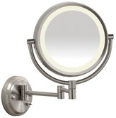 Conair Wall LED Mirror 1X/10X