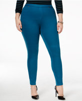 Hue Plus Size Original Jeans Leggings