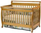DaVinci Emily 4-in-1 Convertible Crib - Honey Oak