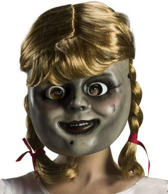 Rubie's Costume Co Rubie's Annabelle Comes Home Adult Mask with Wig
