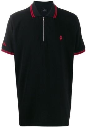 Marcelo Burlon County of Milan Cross polo shirt