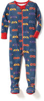 Old Navy Mask-Print One-Piece Sleeper for Toddler & Baby