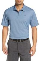 Travis Mathew Stratman Pima Cotton Blend Golf Polo