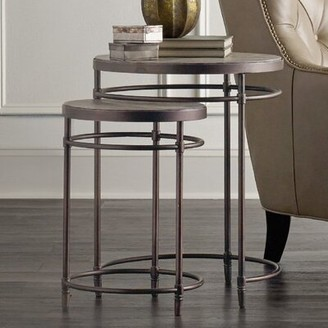 Hooker Furniture St. Armand 2 Piece Nesting Tables