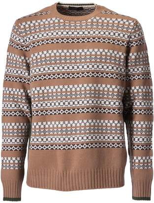 Prada Patterned Sweater