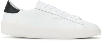 D.A.T.E Ace low-top leather sneakers
