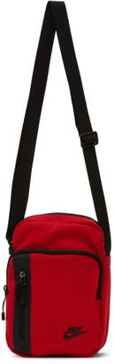 Nike Red Tech Crossbody Bag