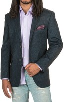 James Campbell Raw-Edge Knit Sport Coat (For Men)