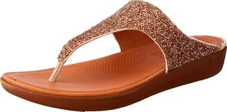 FitFlop Women's Banda II Quartz Sandal