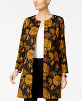 Alfani Printed Topper Jacket, Created for Macy's