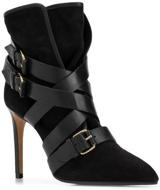 Balmain Jakie ankle boots