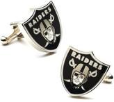 Ravi Ratan Men's Cufflinks, Inc. 'Oakland Raiders' Cuff Links