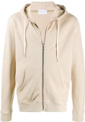 John Elliott zip front hoodie