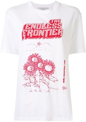 Stella McCartney The Endless Frontier T-shirt