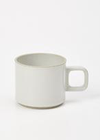 Hasami gloss gray small mug
