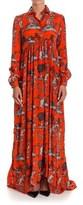 Leitmotiv Women's Red Viscose Jacket.