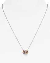Nadri Milo Spindle Pendant Necklace, 18